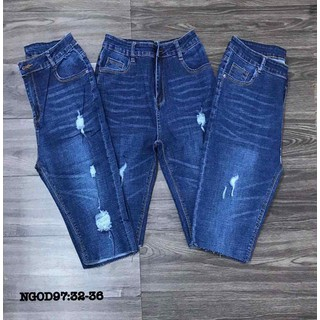 [Big size ] quàn jean ngố 7 tấc - 110 thumbnail