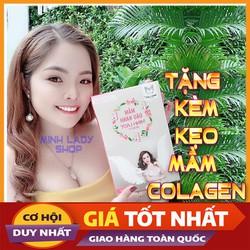 Mầm Đậu Nành Minh Lady Tăng Vòng 1 [MUA 1 TẶNG 2]   tặng kèm 1 son môi, Tăng nước hoa. Cam kết hiệu quả