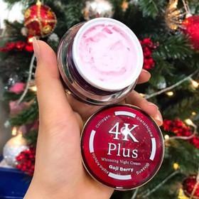 Kem 4K Plus Goji Berry - Kem 4K Plus Goji Berry dành