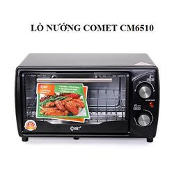 LÒ NƯỚNG ĐIỆN COMET CM6510 - DUNG TÍCH 10 LÍT - 1167