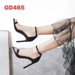 Giày sandal cao gót 9p