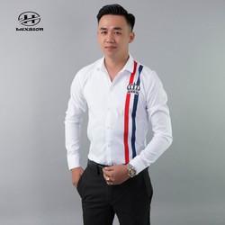 [ SHOP HỖ TRỢ SHIP] Áo Sơ Mi Nam Dài Tay Cao Cấp – Phong Cách Nam Tính