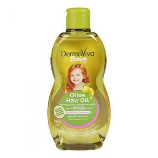 Dầu dưỡng tóc DermoViva cho bé 200ml - dầu dưỡng dermoviva thumbnail