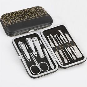Hộp dụng cụ bấm móng tay 12 chi tiết - dụng cụ bấm móng tay
