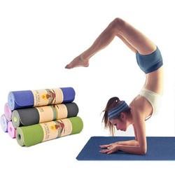 thảm yoga - thảm yoga