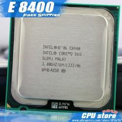 CPU E8400