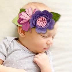Băng đô bé gái sơ sinh B54