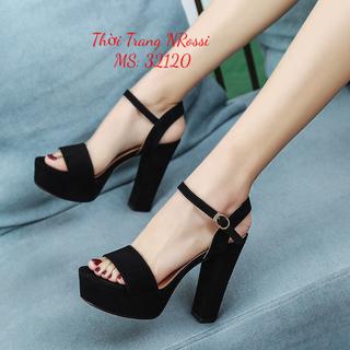 Giày đúp mũi cao gót 10 cm size lớn 40 41 42 43 NRossi [ĐƯỢC KIỂM HÀNG] 23868652 - 23868652 thumbnail