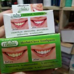 mix- face a - detox Bột tẩy trắng răng Thái Lan
