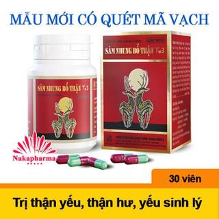 Sâm Nhùng Bổ Thận Tw3 - Tăng cường sức khỏe nam giới thumbnail