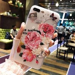 Ốp lưng iphone - ốp hoa châu Âu phong cách cho các dòng iPhone 6 6s 7 8 7plus 8plus x xs xr xsmax 11 11pro 11pro max