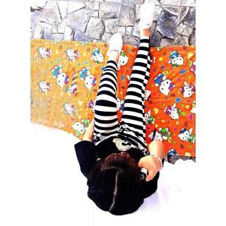 Quần jogger cho teengirl năng động nhiều màu sắc hoa văn - 3728 thumbnail