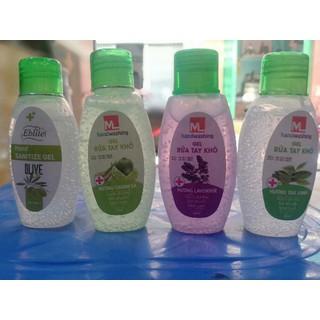 Gel Rửa Tay Khô _60ml - gel rửa tay khô đủ loại thumbnail