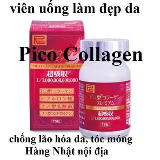 Viên uống làm đẹp da Pico Collagen - 4580525720066 thumbnail