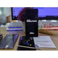 Điện Thoại Samsung Note 8 bản hàn quốc 2 sim chính hãng tặng kèm sạc nhanh / Mua hàng Trả Góp tại PlayMobile