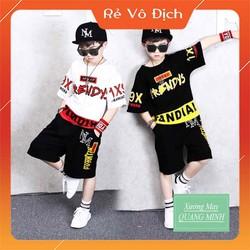 COMBO 2 bộ quần áo trẻ em [ Trends ] năng động phong cách dành cho bé từ 6-10 Tuổi
