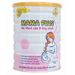 Sữa bột công thức dinh dưỡng cho bà bầu MAMA PLUS -900G