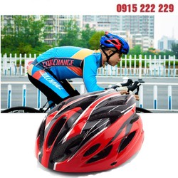 Mũ Bảo Hiểm Xe Đạp Siêu Nhẹ Cao Cấp H012 - Mũ bảo hiểm dành cho xe đạp