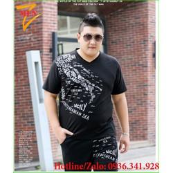 áo thun big size nam