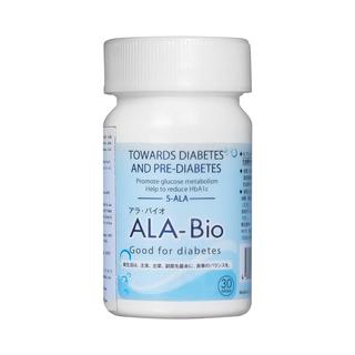 Thực phẩm bảo vệ sức khỏe hỗ trợ tiểu đường ALA- Bio 30 viên - ALA101 thumbnail