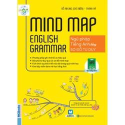 Mindmap English Grammar - Ngữ pháp tiếng Anh bằng sơ đồ tư duy - 8935246917176