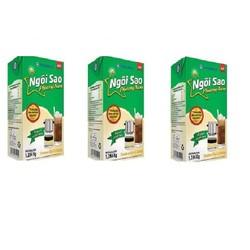 Combo 3 hộp sữa đặc Phương Nam 1284g