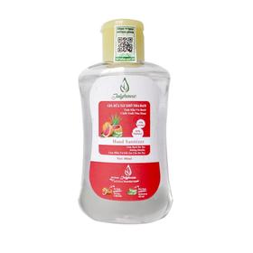 Gel rửa tay khô Nha Đam chai 80ml JULYHOUSE - GEL.BUOI80