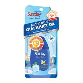 Sữa chống nắng giải nhiệt da Sunplay Super Cool SPF50, PA++++ 30g - sữa chống nắng