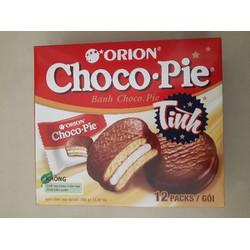 1 hộp bánh Chocopie tình 12 cái