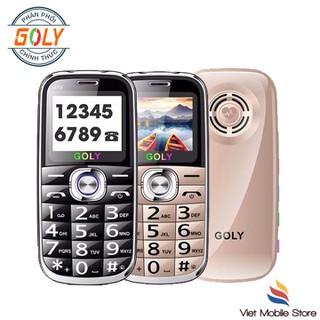 Điện thoại người cao tuổi Goly A15 Phím lớn , Loa To - Hàng chính hãng - Goly A15 thumbnail
