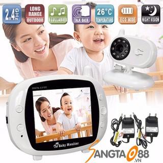 Máy báo khóc màn hình 3.5inch 850 - sangtao8801 thumbnail