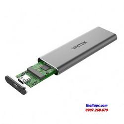 SSD BOX TYPE-C - M.2 PCIE-NVME UNITEK S1201A