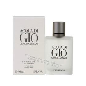 Nước Hoa Acqua Di Giò For Men -30ml Giorgio Armani -Hàng Xách Tay Mỹ - Giorgio Armani 30ml