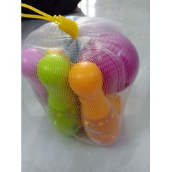 bộ đồ chơi bowling quà tặng của bobby