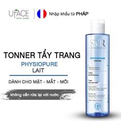 NƯỚC HOA HỒNG CHO DA NHẠY CẢM SVR - Physiopure Toner Pure and Mild 200ml