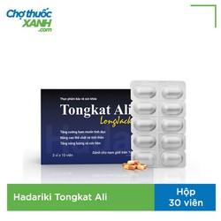 Mật nhân Tongkat Ali 500mg giúp tăng cường sức khỏe nam giới