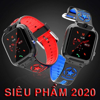 Đồng Hồ Định Vị Trẻ Em Wifi Pin Khỏe - DS60 thumbnail