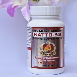NATTO-68 THỰC PHẨM CHỨC NĂNG