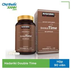 Double Time giúp tăng cường sức khỏe nam giới