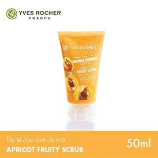 Tẩy Tế Bào Chết Da Mặt Yves Rocher Apricot Fruity Scrub 50ml chính hãng - Y102094 thumbnail