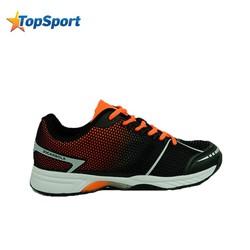 Giày tennis Jogarbola JG16187- Màu đen cam