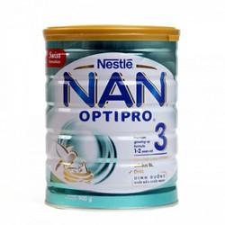 Sữa Nan 3 optipro 900 g đát mới