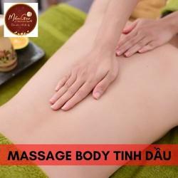 [Evoucher_Quận Phú Nhuận_HCM] Massage Body Tinh Dầu Tại Mầm Gạo Spa
