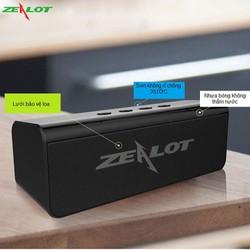 Loa bluetooth Zealot ngoài trời âm trầm S31 âm thanh sống động tương thích các dòng điện thoại smartphone, laptop, máy tính...