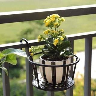 giá để chậu hoa -chậu hoa treo ban công - 6080 thumbnail