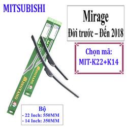 Cần gạt mưa MIRAGE - VÀ CÁC LOẠI XE KHÁC HÃNG MITSUBISHI