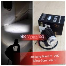 Trợ sáng mini C2 Loại1 Sáng Gom Sáng trắng - Vindecal BD