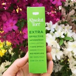 Sản phẩm khử mùi hôi nách Absolut Torr Thụy Điển