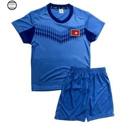 Bộ quần áo thể thao trẻ em, đồ bộ trẻ em đá bóng đội tuyển Việt Nam 2020 training- Nhiều màu