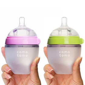 Bình Comotomo 150ML Bình Uống Sữa Comotomo Bình Uống Sữa Cho Bé - Bình Comotomo 150ML